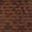 Tegola Top Shingle Master Premier -  Красно-коричневый
