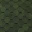 Tegola Top Shingle Smalto - Зеленый