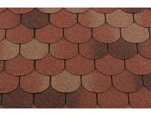 Фото: Roofshield Family Light Готик - Терракота