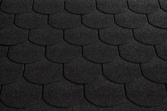 Фото 1: roofshield family eco light готік -графітно-чорний