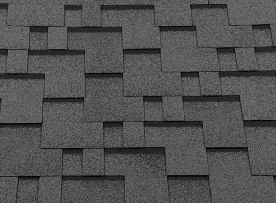 Фото 1: roofshield премиум модерн - серый с оттенением