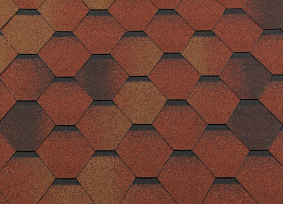 Фото 1: roofshield классик стандарт - красно-коричневый