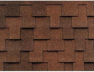 Фото:  MALARKEY Windsor античный коричневый