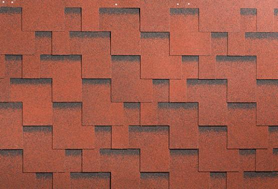 Фото 1: shinglas ультра фокстрот - рябина