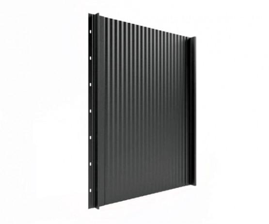 Фото 1: хвиля u.s. steel (словакія) 0,50 high build ral 8019