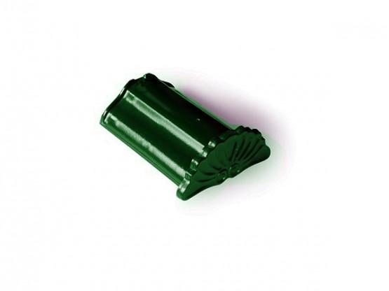 Фото 1: конек начальный braas  саттель топ глазурь