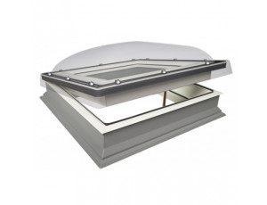 Фото: Вікно для плаского даху Fakro DEC-C P2 100х100
