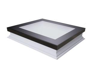 Фото: Вікно для плаского даху Fakro DXF DU8 100х100