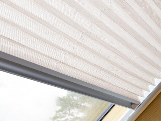 Фото 1: плиссированная штора fakro aps i 78х140