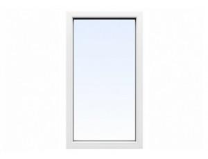 Фото: Окно ПВХ Open Teck De-lux 60 одностворчатое глухое 1400х700