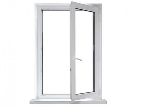 Фото 1: вікно пвх decco 71 одностулкове поворотньо-відкидне 1400х700