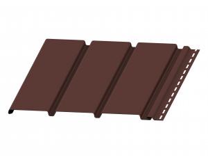Фото: Софит Budmat сплошной темно-коричневый