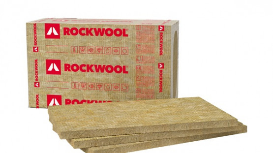 Фото: утеплитель rockwool frontrock s  50 мм