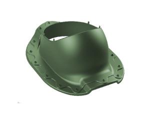 Фото: Проходной элемент AALTO 2K зеленый