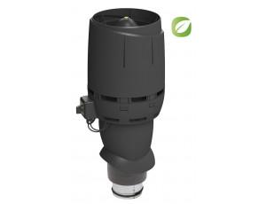 Фото: Вентилятор Flow Eco 125P/500 черный