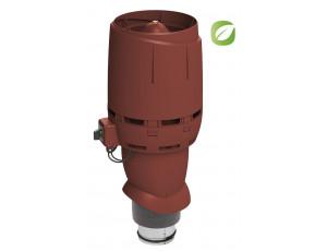 Фото: Вентилятор Flow Eco 125P/500 красный