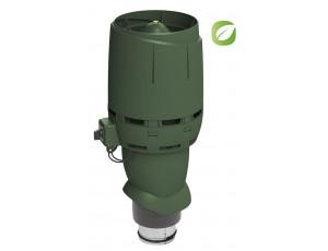 Фото: Вентилятор Flow Eco 125P/500 зеленый