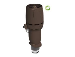 Фото: Вентилятор Flow Eco 125P/700 коричневый