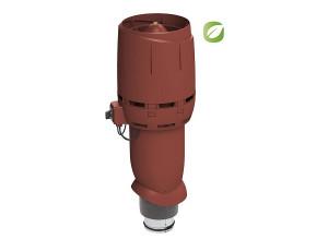 Фото: Вентилятор Flow Eco 125P/700 красный