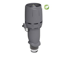 Фото: Вентилятор Flow Eco 125P/700 серый