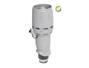 Фото: Вентилятор Flow Eco 125P/700 светло-серый