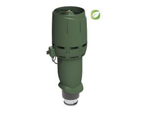 Фото: Вентилятор Flow Eco 125P/700 зеленый