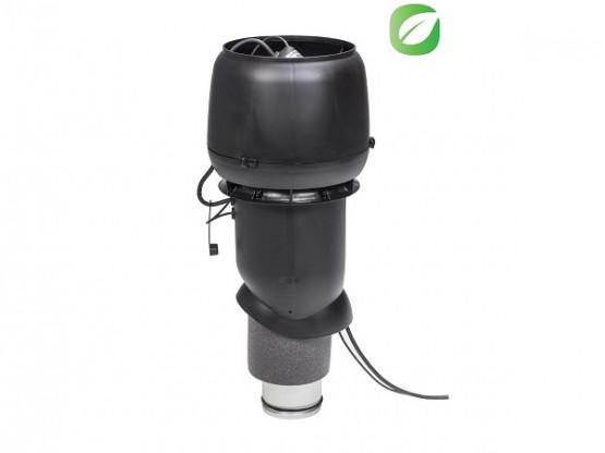 Фото: вентилятор flow eco 190p/500 чорний