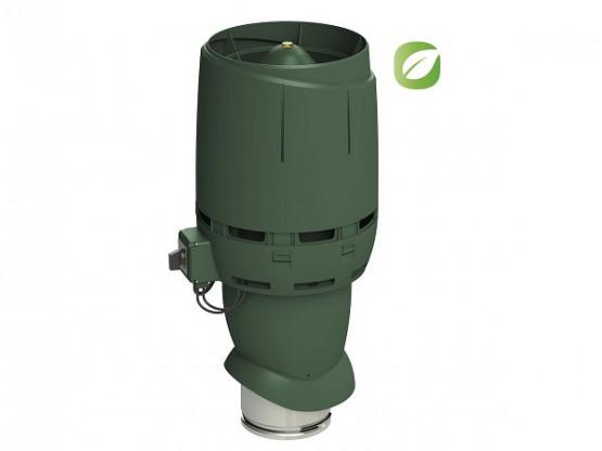 Фото: вентилятор flow eco 200p/500 зелений