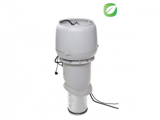 Фото: вентилятор flow eco 220p /500 світло-сірий