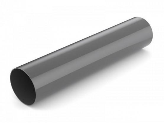 Фото 1: водостічна труба 3м bryza 150/110 графіт
