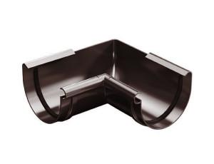 Фото: Внутренний угол 135° ProAqua 125/90 коричневый