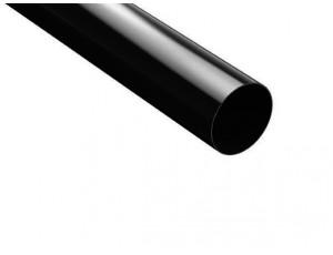 Фото: Водосточная труба 3 м ProAqua 100/90 черный