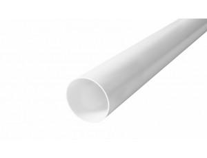 Фото: Водосточная труба 3 м Profil 130/100 белый