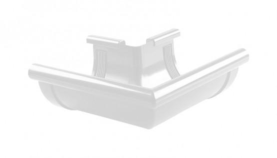 Фото: кут зовнішній z 90 ° profil 130/100 білий