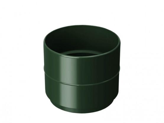 Фото 1: муфта трубы rainway 130/100 зеленый