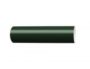 Фото: Водосточная труба 3 м Rainway 130/100 зеленый