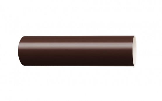Фото 1: водостічна труба 3м rainway 130/100 коричневий