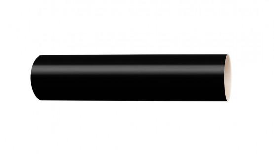 Фото 1: водостічна труба 3 м rainway 90/75 чорний