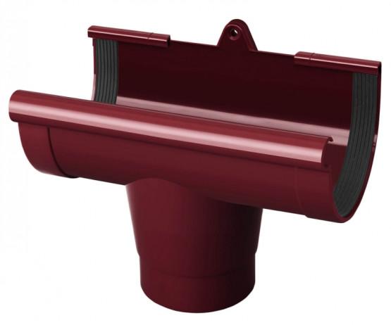 Фото 1: воронка rainway 90/75 красный