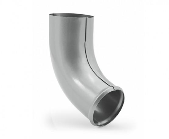 Фото 1: виливка з комірцем struga 135/100 сріблястий металік