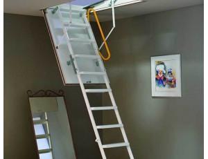 Фото: Горищні сходи Minka Steel