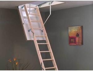 Фото: Чердачная лестница Minka Tradition