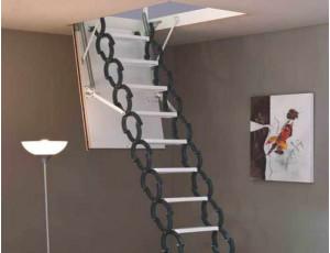 Фото: Чердачная лестница Minka Elegance