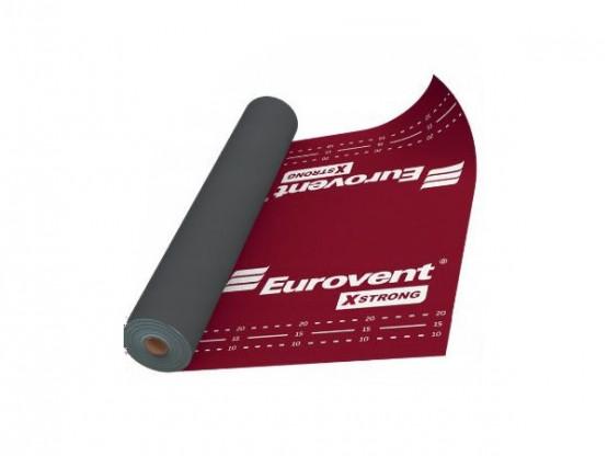 Фото: супердифузійна мембрана eurovent x-strong 250